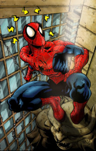 Like Spider-Man never doubts his Spider-sense. Never doubt your gut.